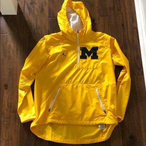 Jordan Jumpman Michigan Wolverines Jacket